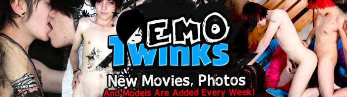enter Emo Twinks members area here